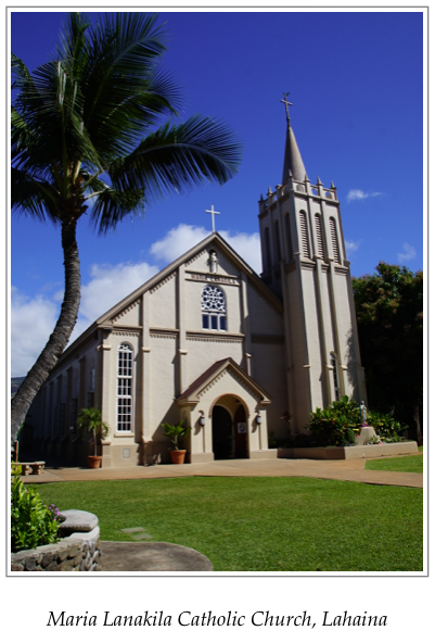 Welcome To Maria Lanakila Catholic Church And Sacred Hearts Mission